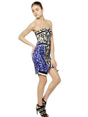 Peter Pilotto Printed Viscose Crepe Dress