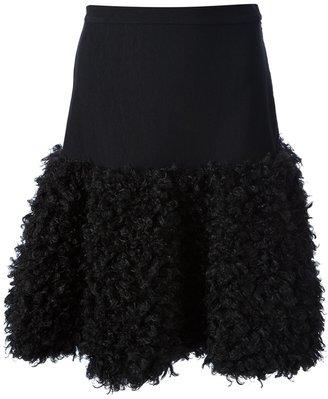 Tsumori Chisato textured skirt