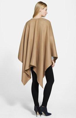 Burberry Women's Reversible Merino Wool Cape
