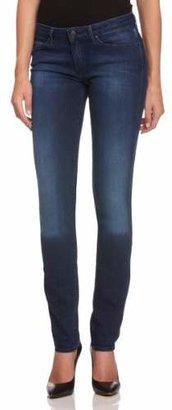 Wrangler Women's Molly Slim Fit Jeans, Lagoon