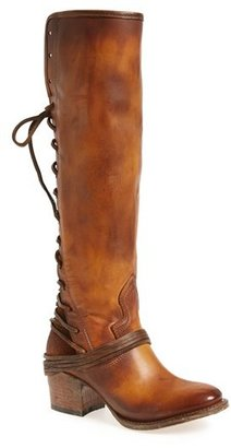 Women's Freebird By Steven 'Coal' Tall Leather Boot $349.95 thestylecure.com