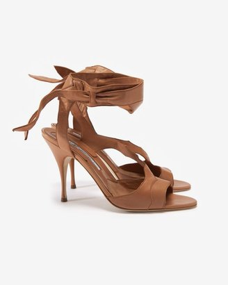 Brian Atwood Temptation Ankle Tie Sandal