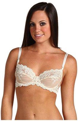 Wacoal Embrace Lace Underwire Bra 65191 (Black) Women's Bra