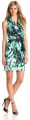 T Tahari Women's Holley Dress