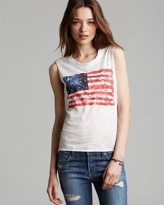Nation LTD Tank - Camden Flag Muscle $84 thestylecure.com
