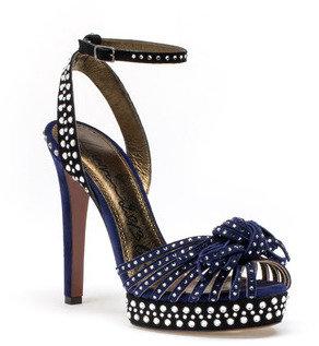 Lanvin Strass Sandal