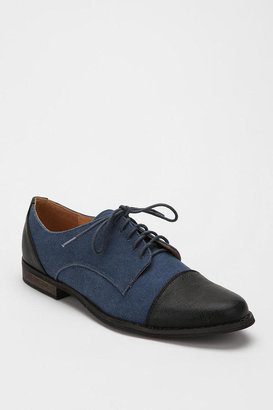 Urban Outfitters Cooperative Canvas Cap-Toe Oxford