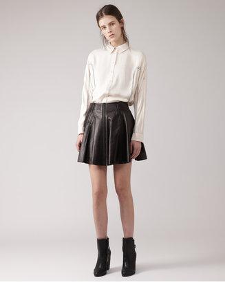 Rag and Bone Rag & Bone / raw edge renard skirt