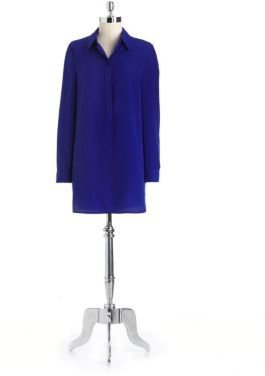 Vince Camuto Henley Tunic