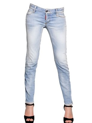 DSquared Super Slim Cotton Stretch Denim Jeans