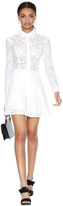 Nasty Gal Factory Viola Lace Dress - Ivory
