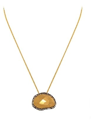 House Of Harlow Sahara Sand Pendant Necklace
