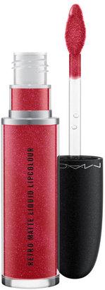 M·A·C MAC Retro Matte Liquid Lipcolour - Colour Love Weapon