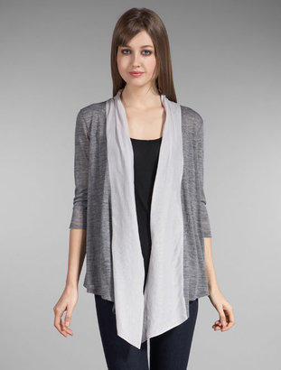 Rory Beca Hades Scarf Wrap Sweater