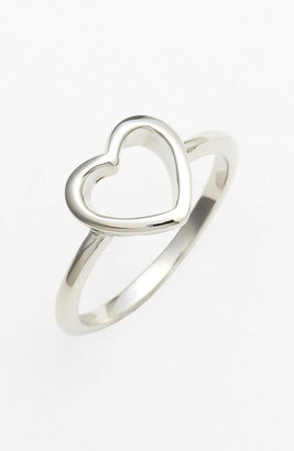 Ariella Collection Heart Ring