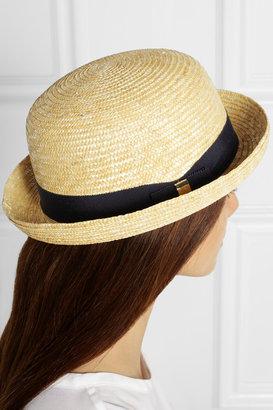 Mulberry Straw hat