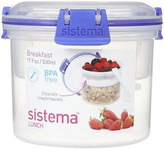 Sistema Klip It Breakfast To Go 530 ml, 17.9 oz, 2.2 cups
