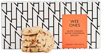 Harvey Nichols Wee Ones Salted Caramel Butter Shortbread Biscuits 150g