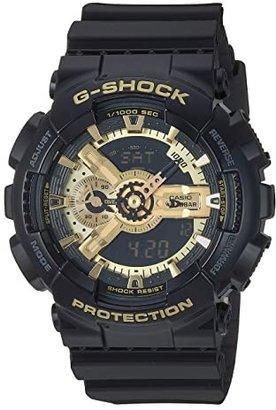 G-Shock X-Large Combi GA110 (Black/Gold) Digital Watches