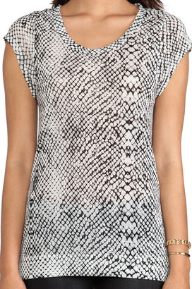 By Malene Birger Tencel Jersey Unnsa Short Sleeve Top