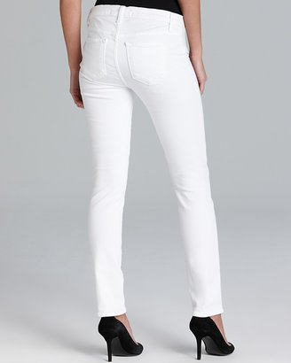 J Brand Jeans - 34112 Maternity Rail in Blanc