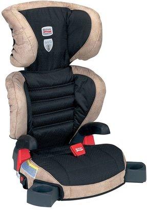 Britax parkway sgl booster car seat - nutmeg