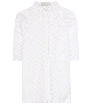 Stella McCartney CARRIE LACE BLOUSE