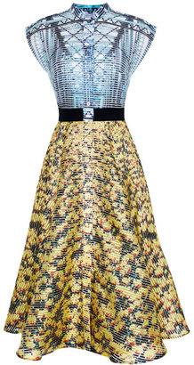 Mary Katrantzou Preorder Cupolla Bridges Drive Dress