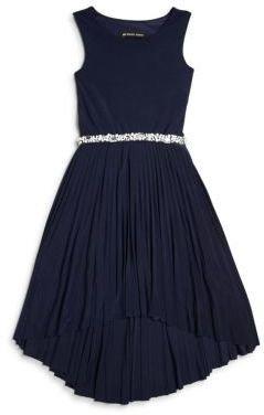 Un Deux Trois Girl's Hi-Lo Dress