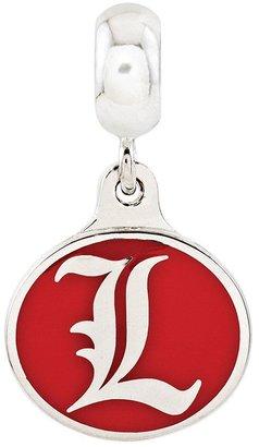 Collegiate Bead Company Sterling Silver University of Louisville DangleBead
