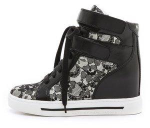 Marc by Marc Jacobs Hi Top Wedge Sneakers