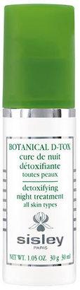Sisley Paris 'Botanical D-Tox' Detoxifying Night Treatment $245 thestylecure.com