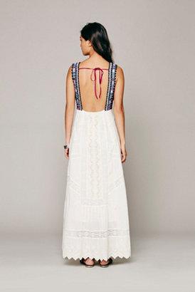 Free People Ethnic Romance Dress