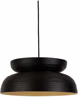 Bamboo Large easy-to-fit ceiling shade