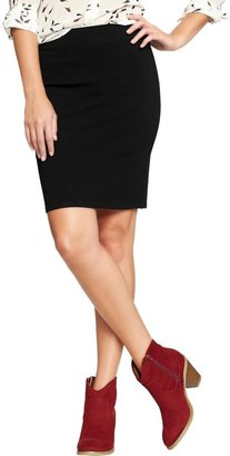 Old Navy Women's Jersey Pencil Skirts