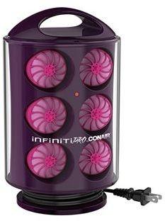Conair Infiniti Pro Secret Curl Hot Roller Set $54.99 thestylecure.com