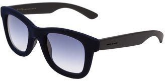 Italia Independent 0090V.021.000 (Dark Blue Velvet) - Eyewear