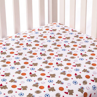 Carter's Easy-Fit Crib Prnt Fitted Sheet