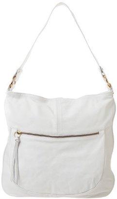 Pietro Alessandro Women's 4008 White Matte 4008 Shoulder Bag