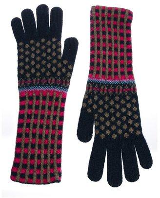 Paul Smith Fairisle Gloves