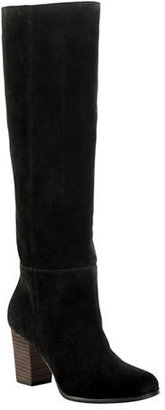 Cole Haan Cassidy Tall Suede High-Heel Boots
