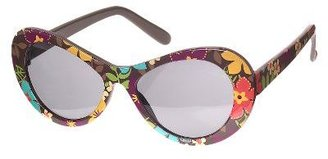 Gymboree Tropical Flower Sunglasses