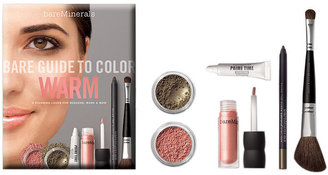 bareMinerals Bare Guide to Gorgeous Color Kit, Warm 1 ea