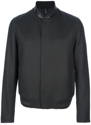 Christian Dior zip fastening jacket