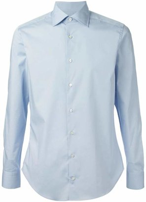 Etro pointed collar shirt