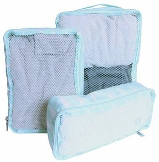 designlovefest 3pc. Travel Packing Cube Set - Mint