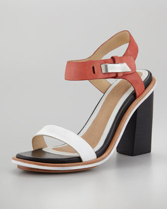Rag and Bone Rag & Bone Arlo Colorblock Sandal
