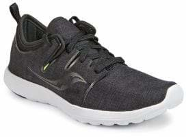 Saucony Womens Eros Athletic Low-Top Sneakers