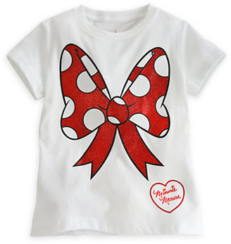 Disney Minnie Mouse Bow Tee for Girls