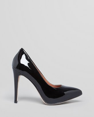 Corso Como Pointed Toe Platform Pumps - Blair High Heel